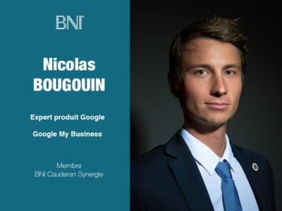 Nicolas BOUGOUIN BNI Dordogne Gironde